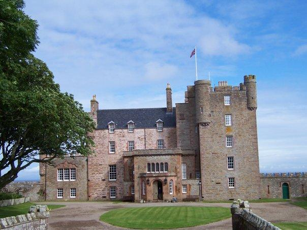THE CASTLE OF MEY, AUG 2005