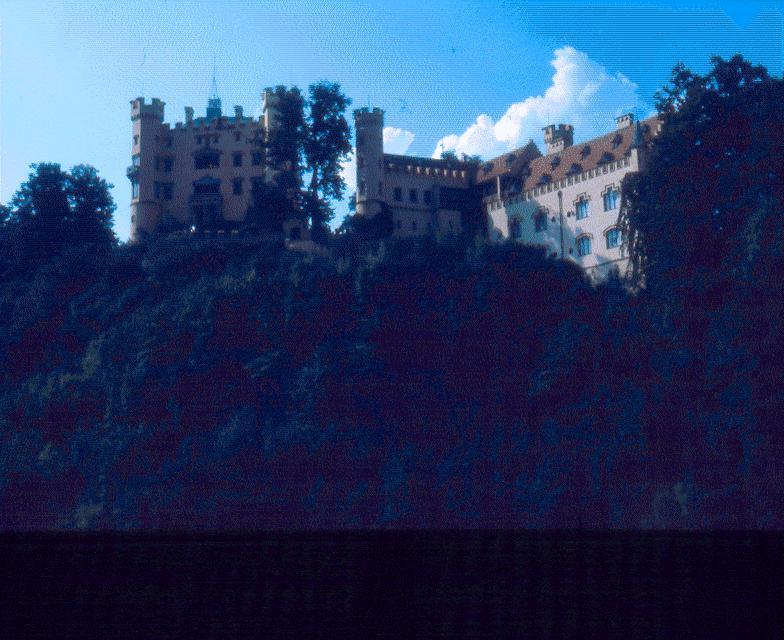 Baviera Castillo