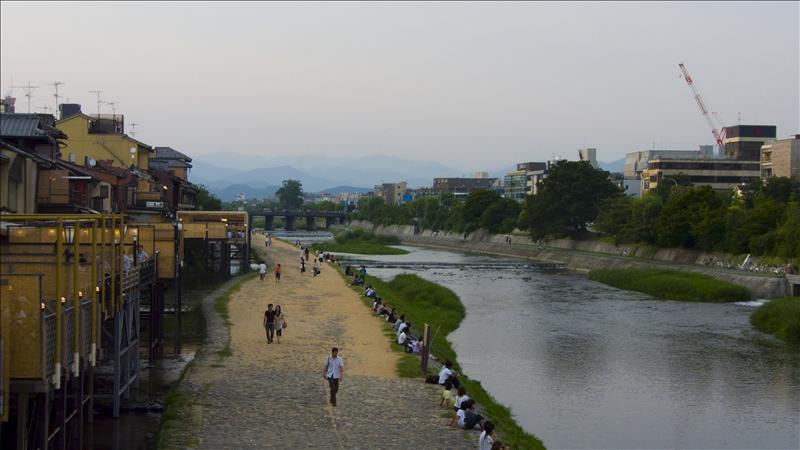 Kamo-gawa River