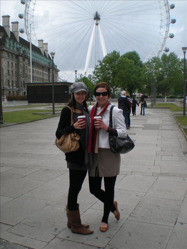 London Eye - 19th May
