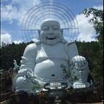 The Big Buddha, Dalat, Vietnam