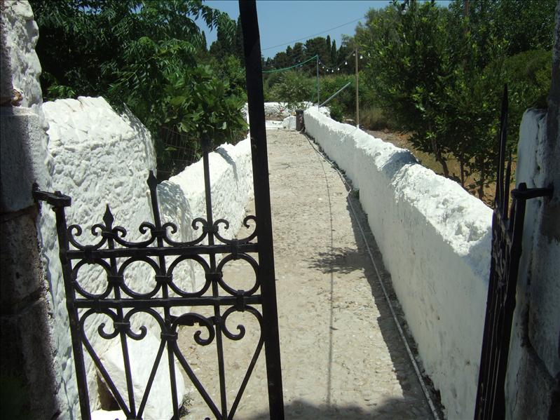 Kos Town - Path to Greek Orthodox Church