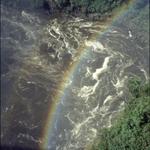 VICTORIA FALLS, ZAMBIA - MAR