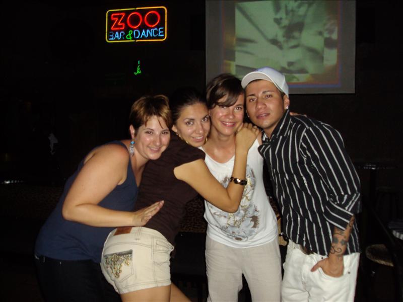 Corinne, Suzi, ig & Marco
