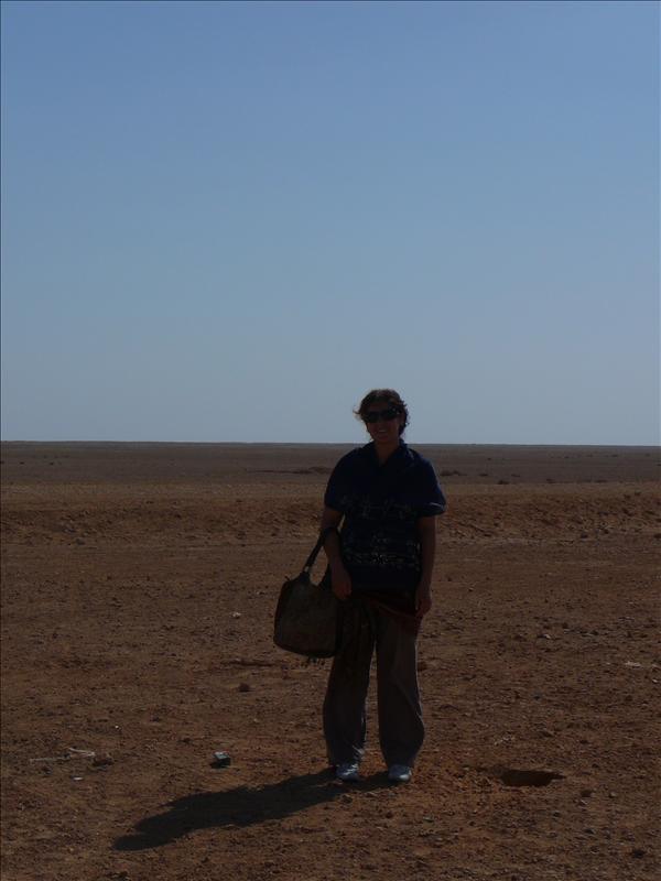 Fay in de woestijn - 2