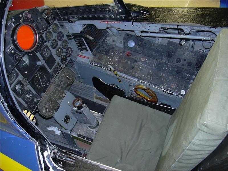 small cockpit