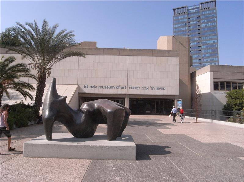 art by henry moore, tel aviv museum of art