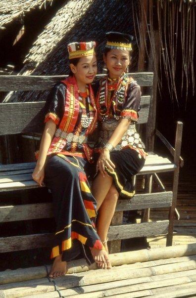 SARAWAK LADIES, KUCHING, MALAYSIA