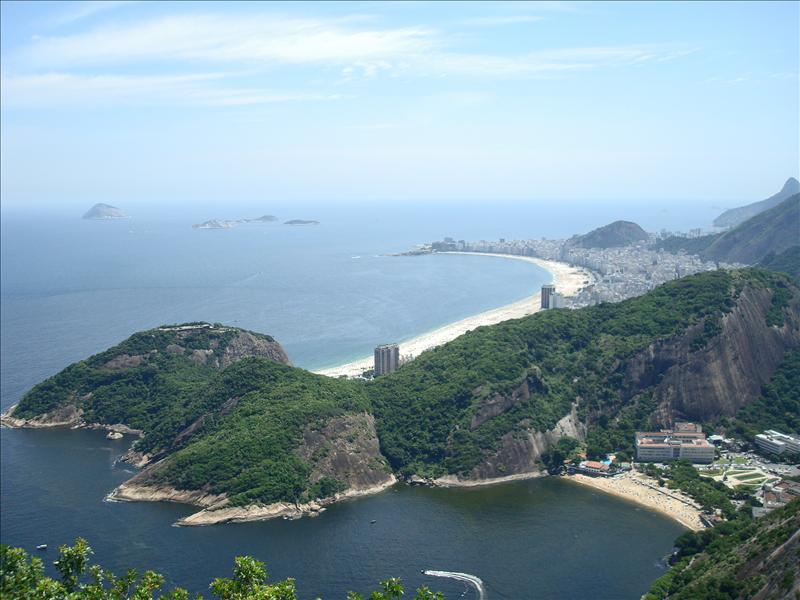 Vista a Rio