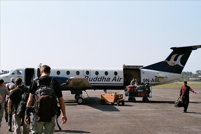 Chitwan back to Kathmandu