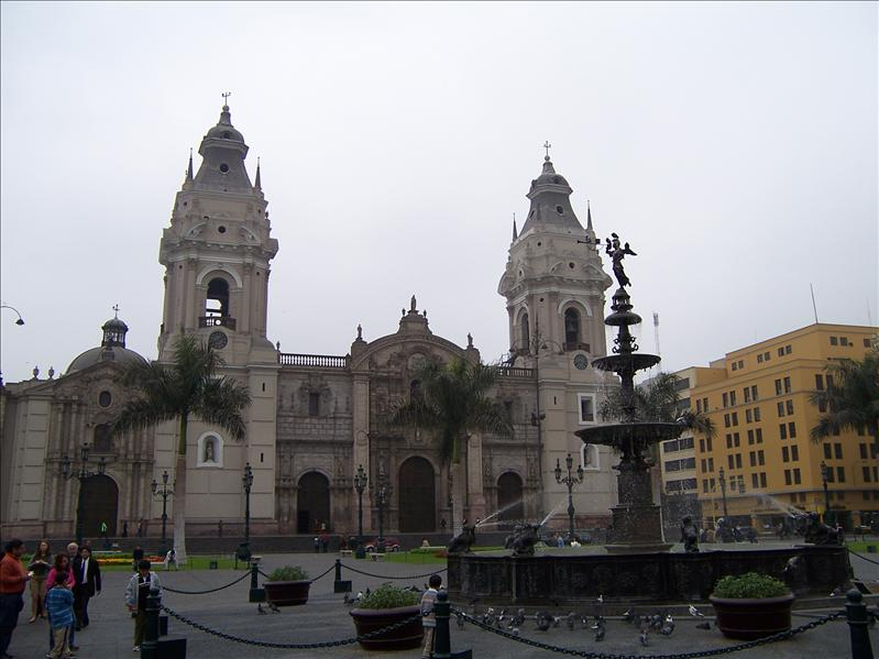 CATHEDRAL, LIMA
