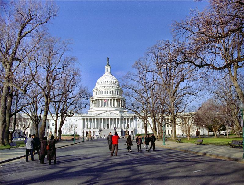 华盛顿、国会大厦