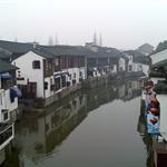 上海后花园——江南水乡朱家角