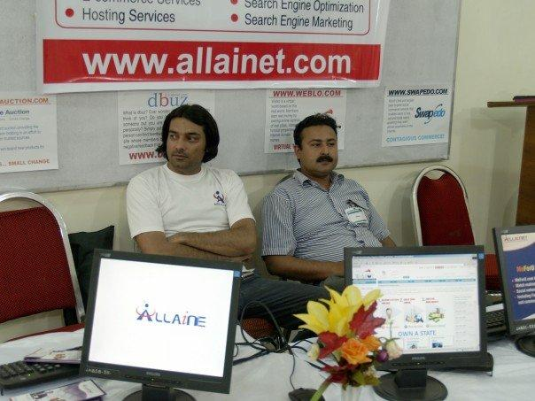 May 8 , 2007 , Abbaottabad software exhibation