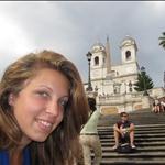 Spanish Steps,Rome - nothing spectacular