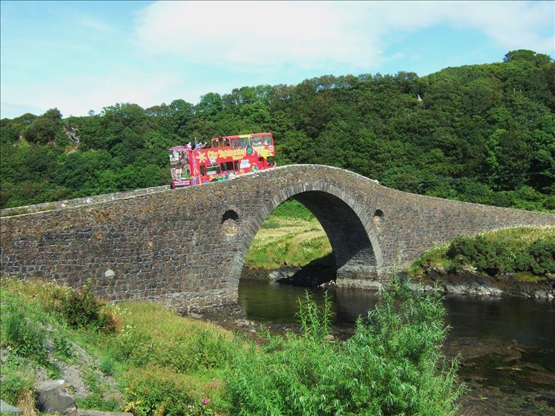 Clachan Bridge, Seil