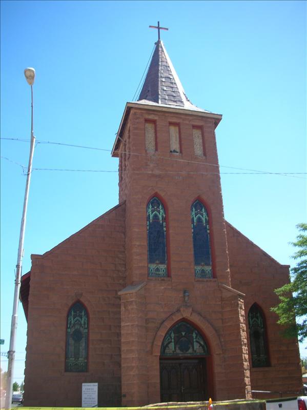 Church in Winslow