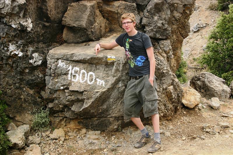 1800m Sfiha Telj Pass
