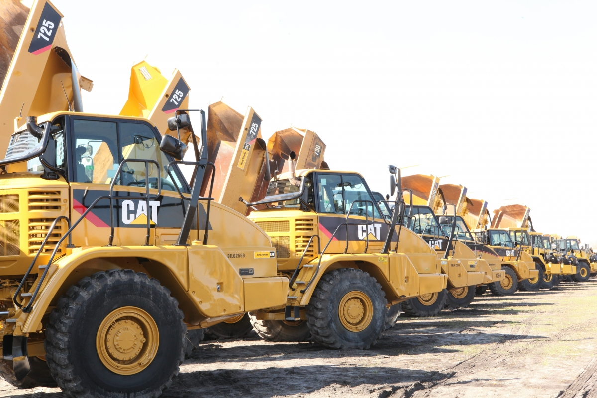 Ritchie Bros to be Cat's Preferred Online & Onsite Auction Service