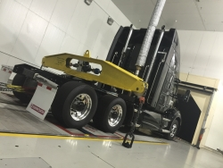 Ongoing investments at Kenworth have included a new climactic wind tunnel.