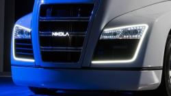 A peek at the Nikola One.