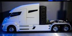 The first look at the Nikola One.