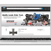 Enhanced search features make it easier to locate parts data.