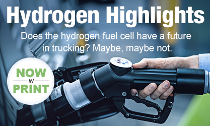 Hydrogen Highlights