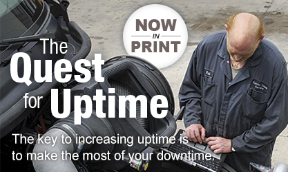 The quest for uptime.