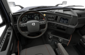 Interior design features were drawn from 2,000 driver interviews.