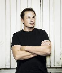 Elon Musk (SolarCity photo)