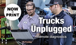 Trucks unplugged
