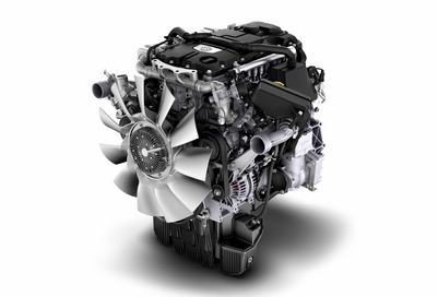 Detroit's new four-cylinder DD5: 210 or 230 hp to start