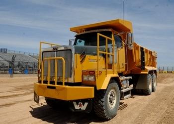 Western Star's new XD-25 off-road machine