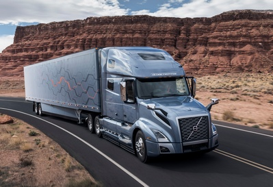 Volvo's VNL makes high-end safety technology standard