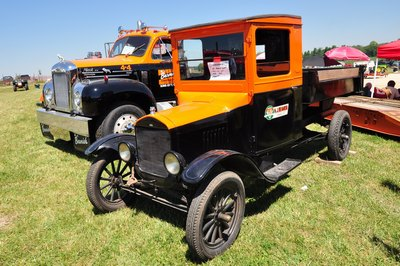 1929 Ford Model T restored by Beamish Construction