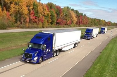 The PIT Group is testing platooning systems in a joint effort between Transport Canada, several U.S. bodies, and Volvo Trucks.