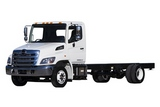 Hino's new model 258 conventional