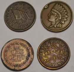 Coins: Bulk, Group & Sets