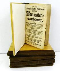 1702 Amazing Set of 5 German Books for Men