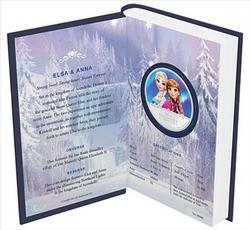 2016 1 oz Niue Silver Disney Frozen Proof