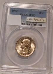 Coins: Estate & Type Coins