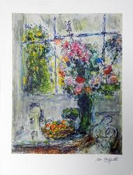 Limited Edition Marc Chagall on Paper