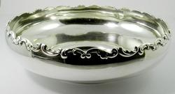 Functional Whiting Sterling Bowl