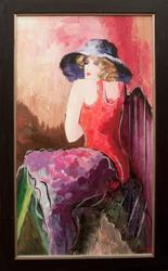 Beautiful  original by Rosario Tapia