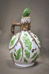 Decanter the Oak. Lomonosov Porcelain Factory