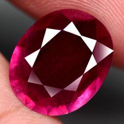Incredible reddish pink 6.03ct Ruby