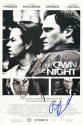 Mark Wahlberg Robert Duvall Joaquin Phoenix+ Signed We
