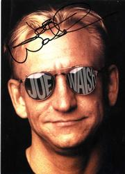 Joe Walsh Autographed Signed 5x7 Aviators Promotional P