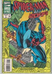 MARVEL ANNUAL SPIDER-MAN #1